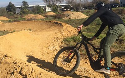 The Biggest Communal Bike Park in the Boland