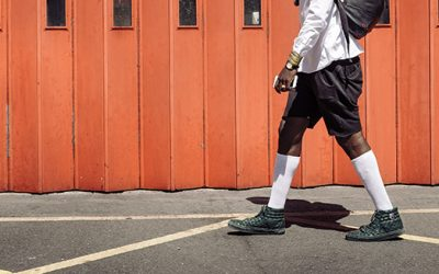 Three Reasons To Walk In Your Workday