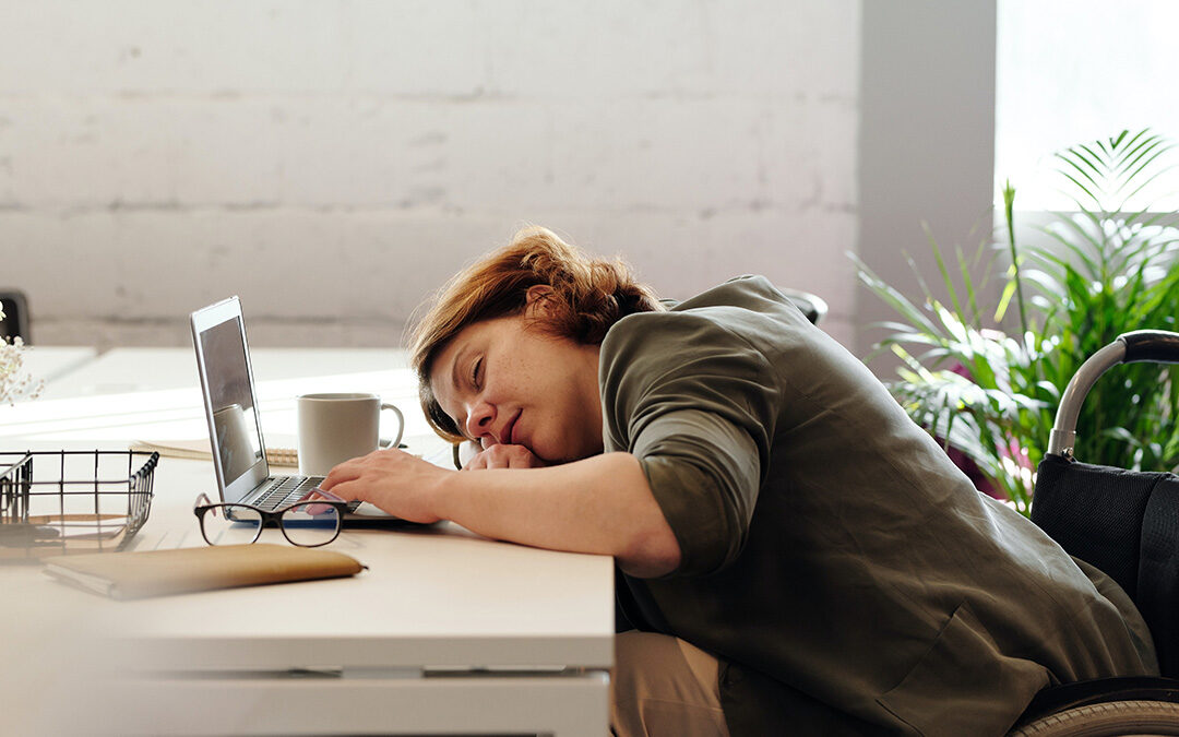 Healthy sleep for better workplace productivity